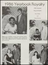 1986 Wewoka High School Yearbook Page 46 & 47