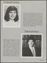 1986 Wewoka High School Yearbook Page 48 & 49