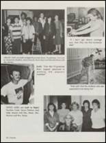 1986 Wewoka High School Yearbook Page 54 & 55