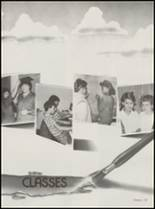 1986 Wewoka High School Yearbook Page 56 & 57