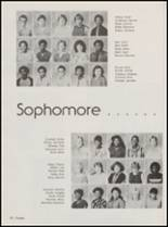 1986 Wewoka High School Yearbook Page 74 & 75