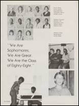 1986 Wewoka High School Yearbook Page 76 & 77