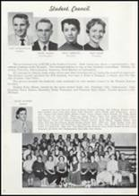 1957 Missoula County High School Yearbook Page 12 & 13