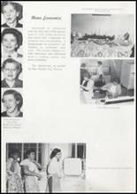1957 Missoula County High School Yearbook Page 22 & 23