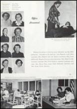 1957 Missoula County High School Yearbook Page 26 & 27