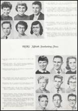 1957 Missoula County High School Yearbook Page 34 & 35