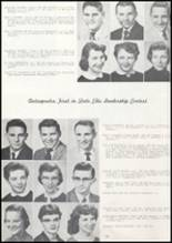 1957 Missoula County High School Yearbook Page 38 & 39