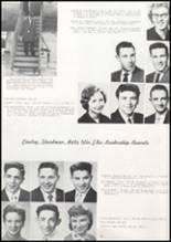 1957 Missoula County High School Yearbook Page 40 & 41