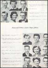 1957 Missoula County High School Yearbook Page 42 & 43
