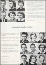 1957 Missoula County High School Yearbook Page 44 & 45