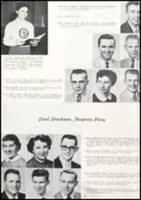 1957 Missoula County High School Yearbook Page 46 & 47