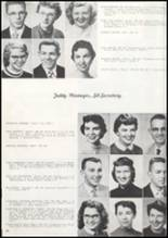 1957 Missoula County High School Yearbook Page 48 & 49