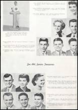 1957 Missoula County High School Yearbook Page 52 & 53