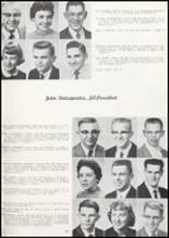 1957 Missoula County High School Yearbook Page 54 & 55