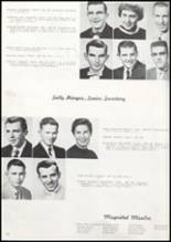 1957 Missoula County High School Yearbook Page 56 & 57