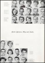 1957 Missoula County High School Yearbook Page 62 & 63