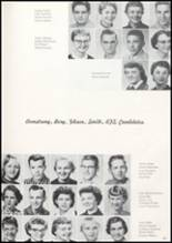 1957 Missoula County High School Yearbook Page 64 & 65