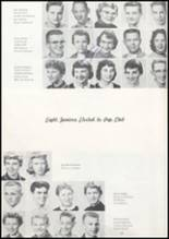 1957 Missoula County High School Yearbook Page 68 & 69