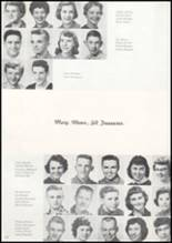 1957 Missoula County High School Yearbook Page 70 & 71