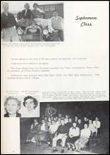 1957 Missoula County High School Yearbook Page 78 & 79