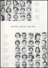 1957 Missoula County High School Yearbook Page 80 & 81