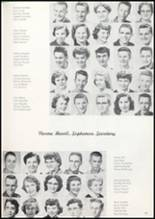 1957 Missoula County High School Yearbook Page 82 & 83