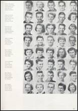1957 Missoula County High School Yearbook Page 84 & 85