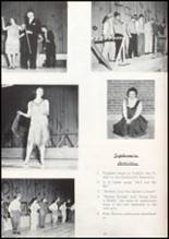1957 Missoula County High School Yearbook Page 90 & 91