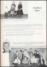 1957 Missoula County High School Yearbook Page 92 & 93