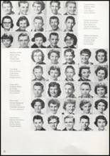 1957 Missoula County High School Yearbook Page 94 & 95