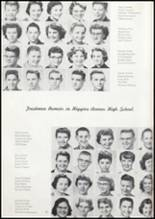 1957 Missoula County High School Yearbook Page 96 & 97