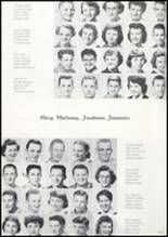 1957 Missoula County High School Yearbook Page 98 & 99