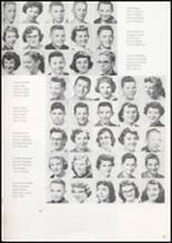 1957 Missoula County High School Yearbook Page 100 & 101