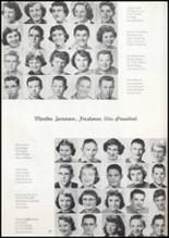 1957 Missoula County High School Yearbook Page 102 & 103