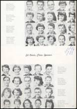 1957 Missoula County High School Yearbook Page 104 & 105