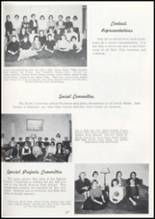 1957 Missoula County High School Yearbook Page 110 & 111