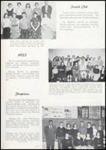 1957 Missoula County High School Yearbook Page 116 & 117