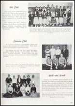 1957 Missoula County High School Yearbook Page 118 & 119