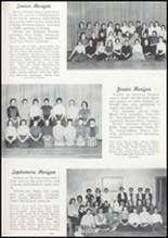 1957 Missoula County High School Yearbook Page 122 & 123
