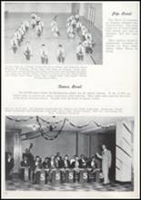 1957 Missoula County High School Yearbook Page 130 & 131