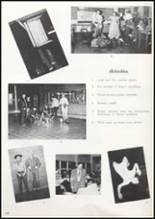 1957 Missoula County High School Yearbook Page 142 & 143