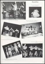 1957 Missoula County High School Yearbook Page 152 & 153