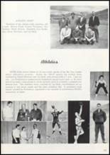 1957 Missoula County High School Yearbook Page 156 & 157