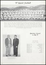 1957 Missoula County High School Yearbook Page 158 & 159