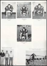 1957 Missoula County High School Yearbook Page 166 & 167
