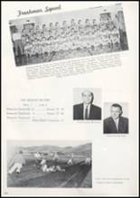 1957 Missoula County High School Yearbook Page 168 & 169