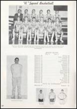 1957 Missoula County High School Yearbook Page 170 & 171