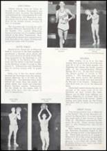 1957 Missoula County High School Yearbook Page 174 & 175