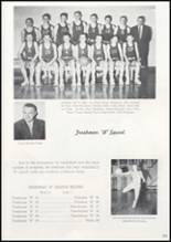 1957 Missoula County High School Yearbook Page 176 & 177