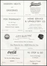1957 Missoula County High School Yearbook Page 200 & 201